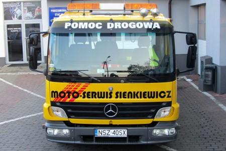 Atego Pomoc Drogowa